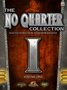 SIX No Quarter Collection Cover