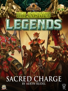 Sacred Charge Cover