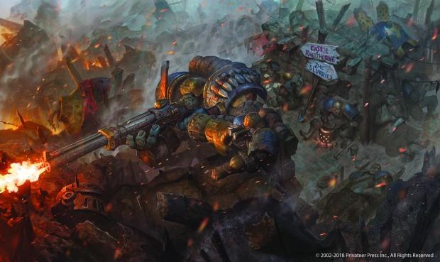 Iron Kingdoms Fiction Confirmed Kill Rejectomancy